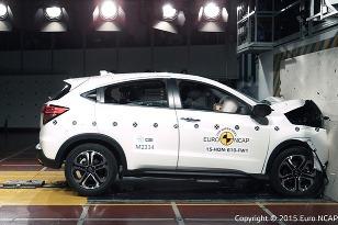 Honda HR-V - Frontal