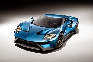 Ford GT koncept