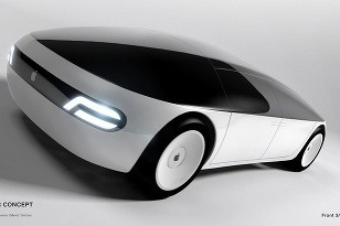 Apple Car Concept spredu