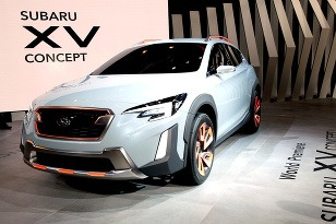 Subaru XV Concept a