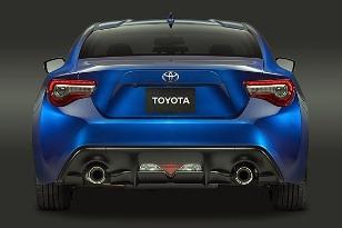 Nová Toyota GT86