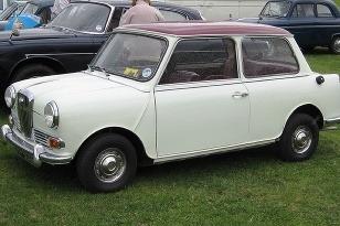Mini sedan a Mini