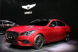 Genesis 80 Sport mal