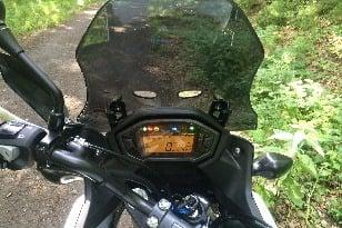 Honda CB500X – príjemné
