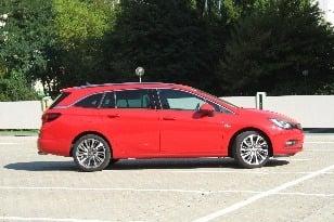 Opel Astra ST 1.6