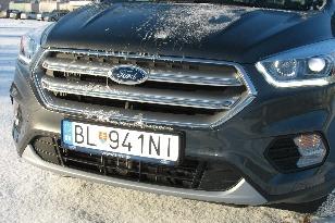 Ford Kuga 1,5 Ecoboost
