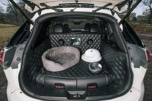 Nissan X-Trail 4Dogs
