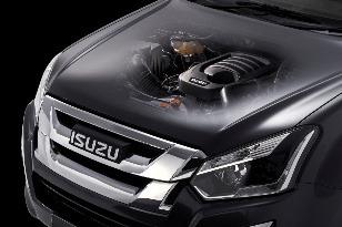 ISUZU D-MAX 2017