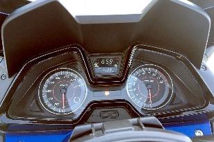 Honda Forza 2017