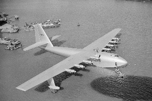 Howard Hughes Hercules H-4