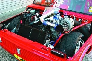 Lada Niva V8 Lowrider