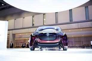 Toyota Fine-Comfort Ride