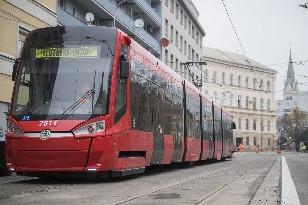 Električka Špitálska