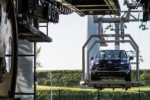 Lanovka vo VW má