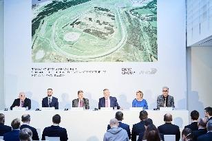 Nové skúšobné centrum BMW
