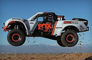 Traxxas Ultimate Desert Racer