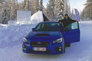 Subaru Snow Drive Days