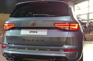 CUPRA Ateca