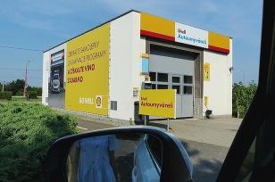 Shell platby mobilom\