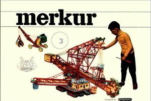 Merkur stavebnica