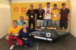 Team TUKE Košice