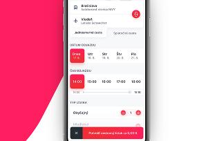 Slovak Lines aplikácia