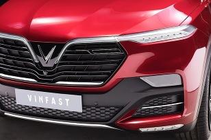 VinFast SUV Lux SA2.0