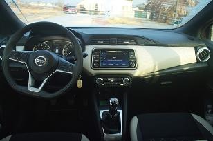 Nissan Micra 1.0 Acenta