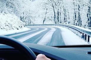 Ford jazda v zime