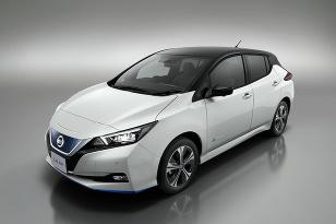 Nissan LEAF 3.ZERO