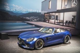 Mercedes-AMG GT R Roadser