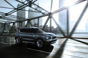 Mitsubishi e-Yi Concept