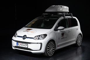 Volkswagen coffee-up