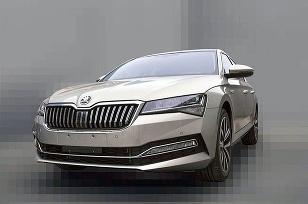 Škoda Superb v Číne
