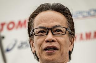 Shigeki Tomoyama, prezident divízie