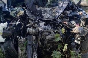 Nehoda Michalovce Voľa