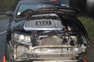 Audi a Ford na
