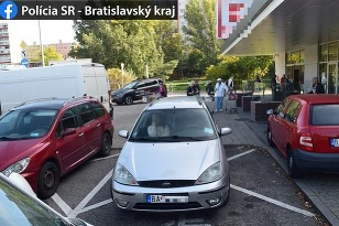 Parkovanie na ZTP
