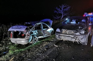 Nehoda Košice Sečovská