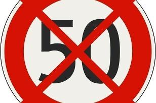 Maximálna rýchlosť 50 km