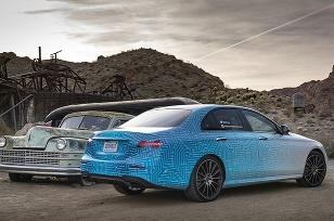 Mercedes-Benz E 2020
