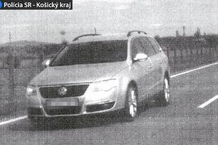 Rýchlosť Košický kraj