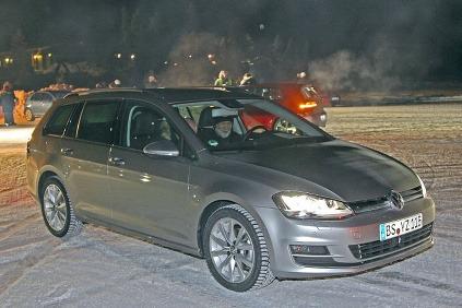 Prvé reálne fotky Volkswagenu