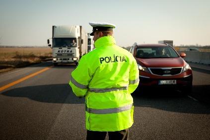 Policajné kontroly: dnes v