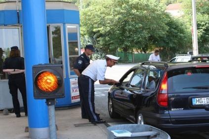 Chorvátsko - polícia