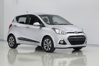 Nový Hyundai i10