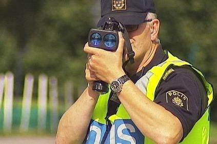 Polícia vo Švédsku