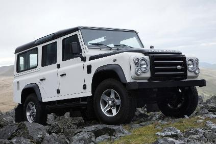 Defender rodu Land Rover