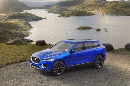 Jaguar C-X17 Sports Crossover