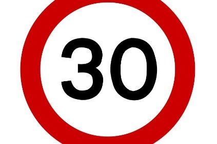 Maximálna rýchlosť v mestách má byť 30 km h... Čo ste sa úplne pomiatli ! d5157d35de8